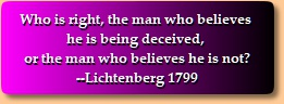 Lichtenberg quotation