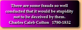 C. C. Colton quotation